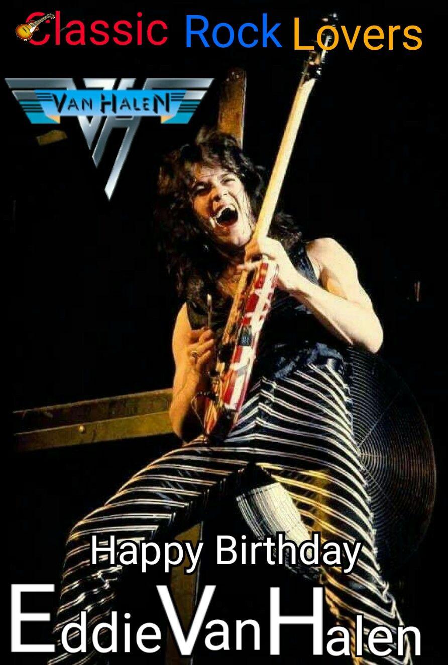 Pin By Dia On Classic Rock Lovers Eddie Van Halen Van Halen Alex Van Halen