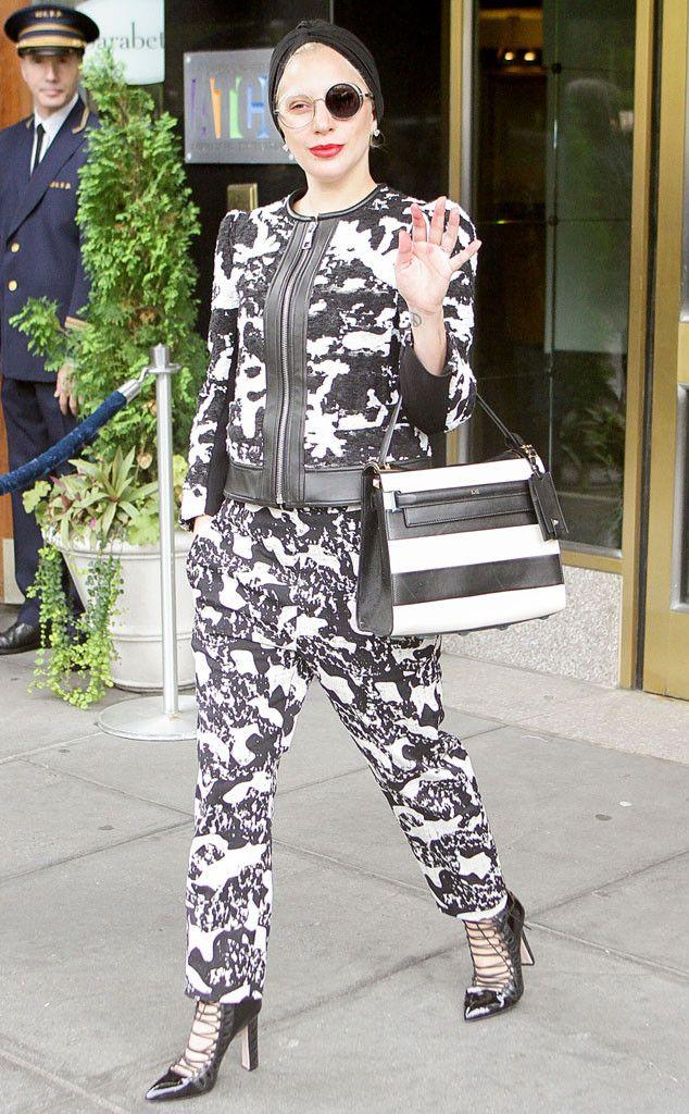 VIDA Leather Statement Clutch - Lady Gaga: Mother Monster by VIDA C3Np0sFoxS