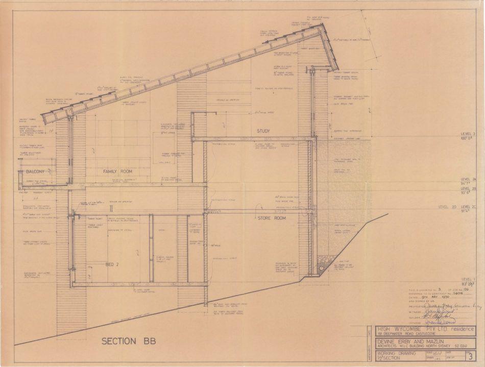 Architect designed house for sale deepwater road castle cove sydney nsw also rh pinterest