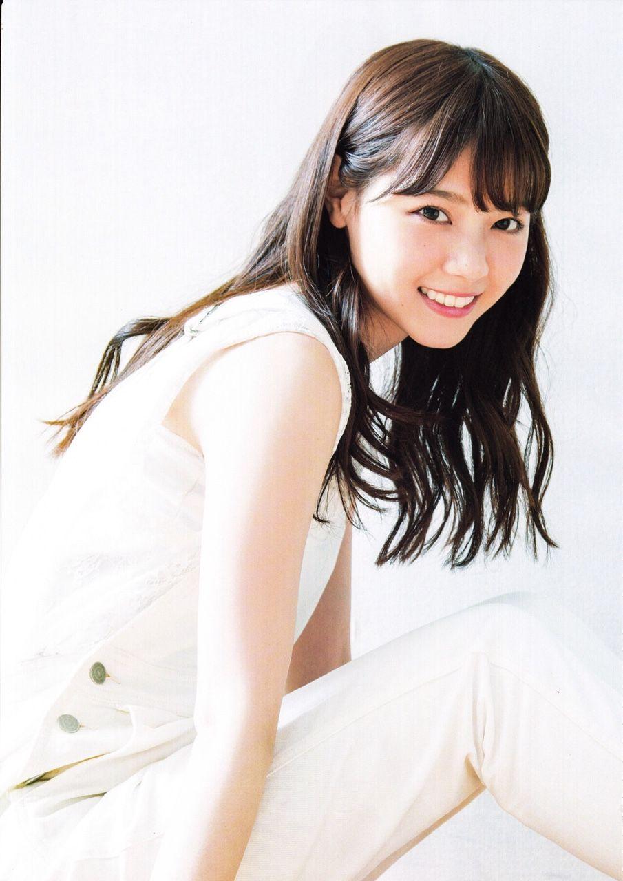 ファッションモデルの西野七瀬さん