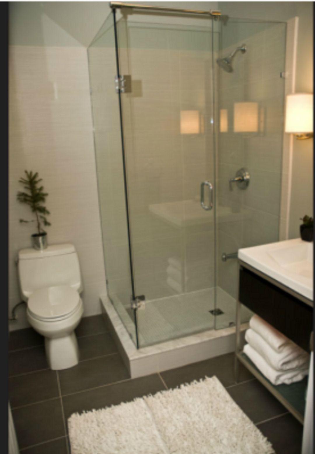 The Best 175 Best Modern Bathroom Shower Ideas For Small Bathroom Http Goodsgn Com Bathroom Basement Bathroom Design Small Bathroom Makeover Small Bathroom