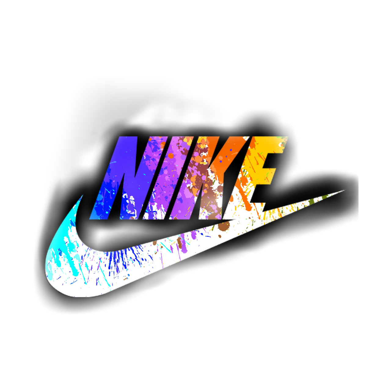 nike color like Sticker by diane smitch in 2020 Nike