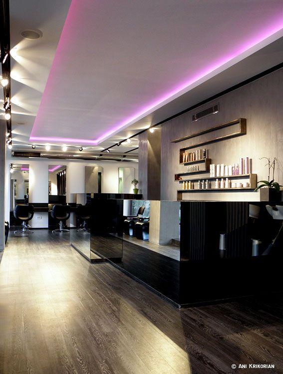 Hair Salon In Athens Greece By Proplusma Arkitektones Hair Salon Hairdresser Sale