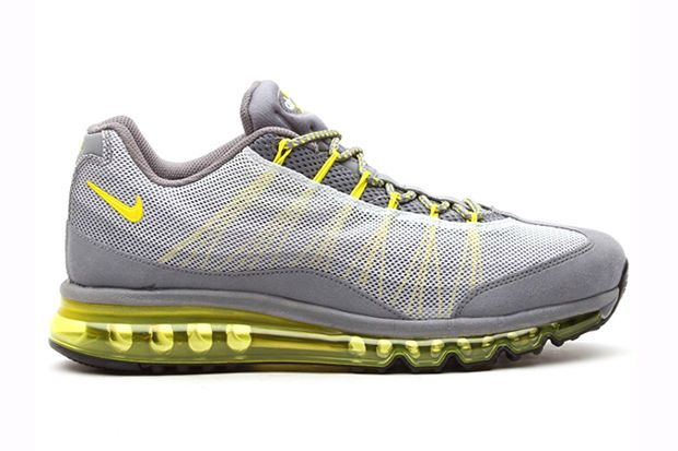 best service 85d24 e3519 Nike Air Max 95 2013 DYN FW Cool Grey / Grey Sonic Yellow ...