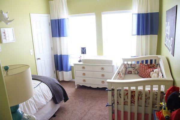 Como decorar o quarto que ficar o beb e o mais velho - Como decorar cuarto de bebe ...