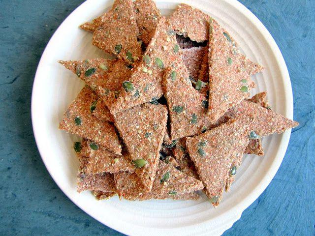 Raw Sweet Potato Pumpkin Seed Crackers Sweet Potato Soul By Jenne Claiborne Raw Sweet Potato Raw Food Recipes Sweet Potato Crackers