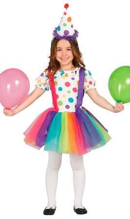 Disfraz de Payasa Tut infantil payasos a Pinterest Clown