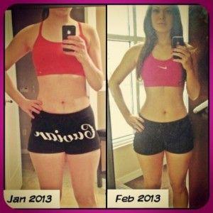 3945f33940 1 month of waist training