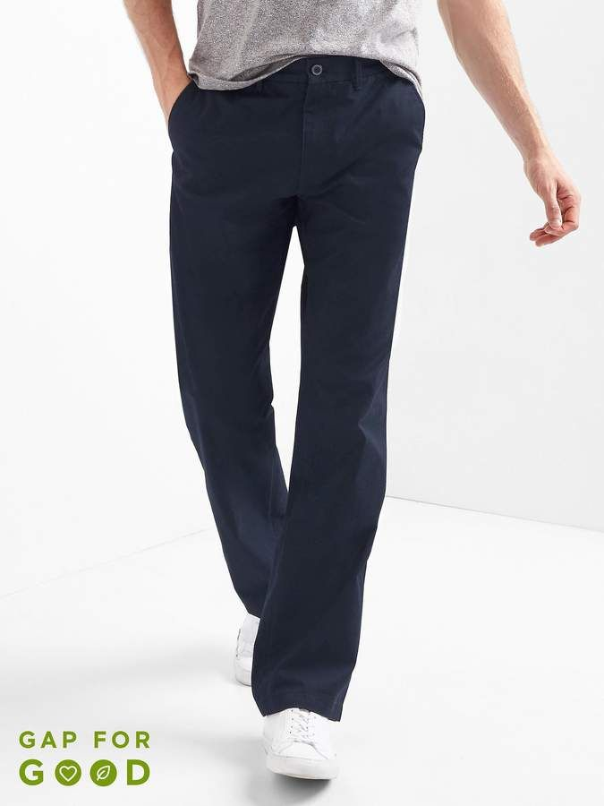 562f1d2e368407 Gap Original Khakis in Relaxed Fit i#big #tall #ShopStyle #MyShopStyle click