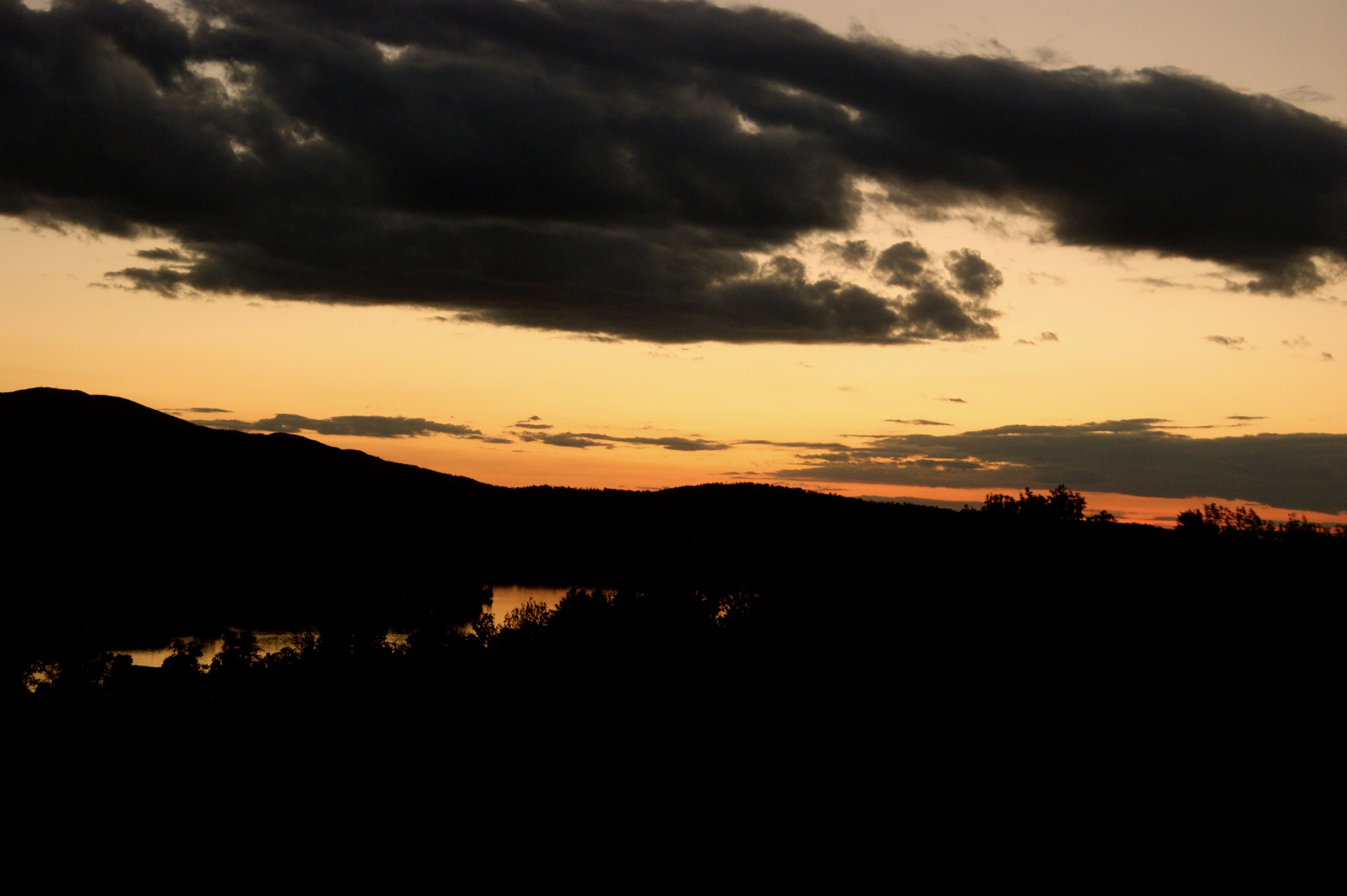Pin by Greenville Inn at Moosehead La on Sunsets from