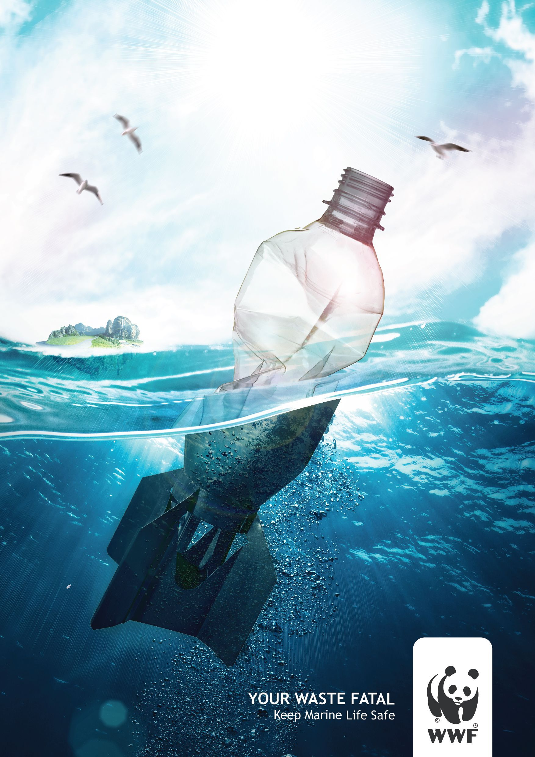 Pollution Of Seawater Avec Images