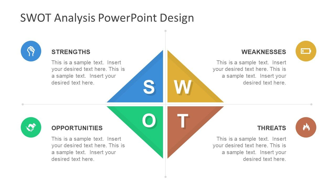 Diamond swot powerpoint template excel pinterest template and diamond swot powerpoint template design maxwellsz