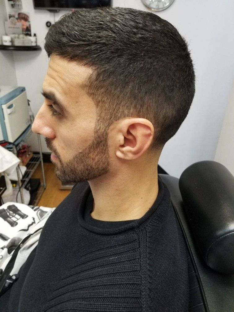 Short Back And Side Beard Shape Beard Styles For Men Best Barber Cool Haircuts