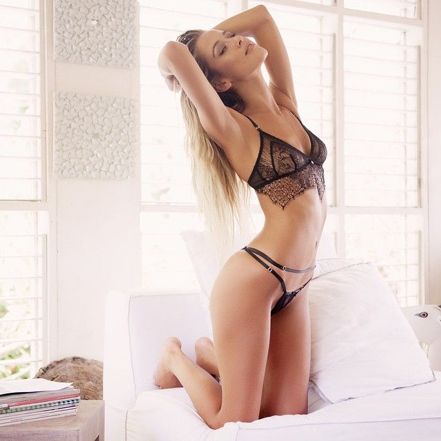 You're never wanna to take it out ! #prettymuchperfect #gooseberryintimates #shoponline