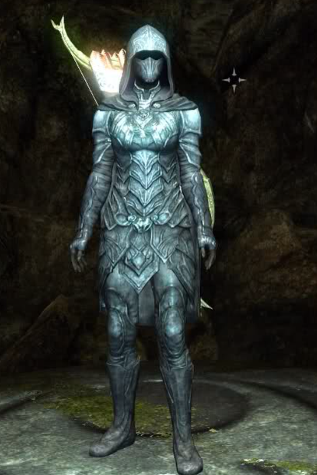 Nightingale Armor Female Cosplay