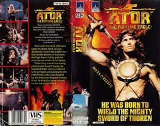 MJ Simpson: film reviews and interviews: Ator the Fighting Eagle