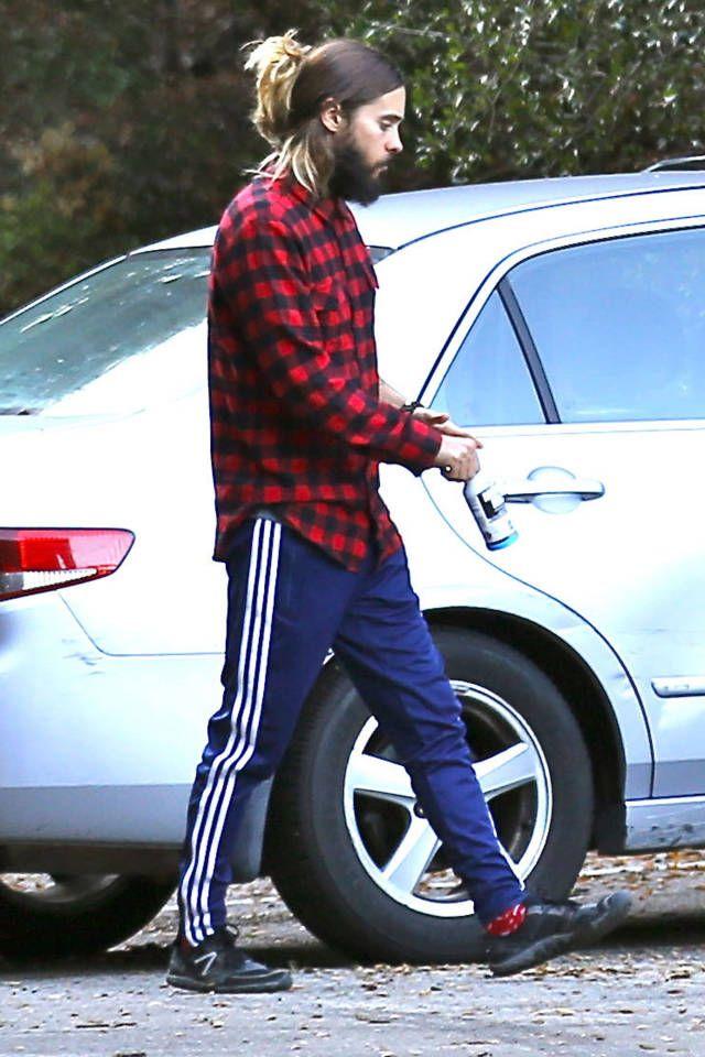 Jared Leto's memorable hair evolution: