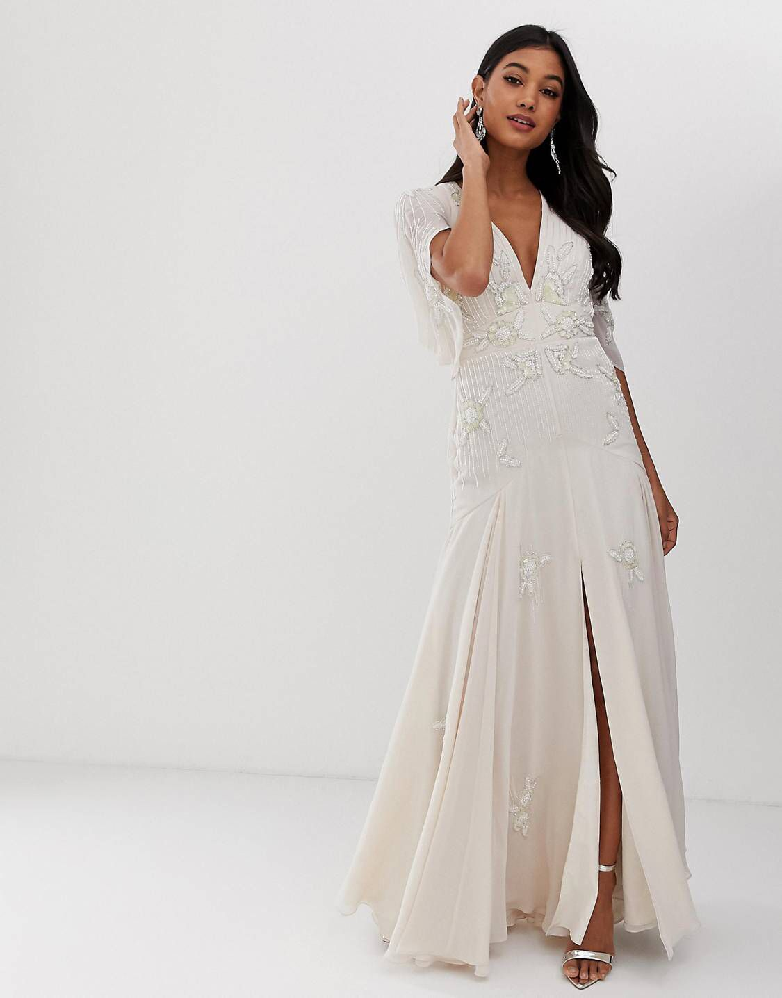 d4dc6d56f6f7 Alternative Wedding Dresses, Couple Outfits, Wedding Makeup, Asos, Special  Occasion, Dress