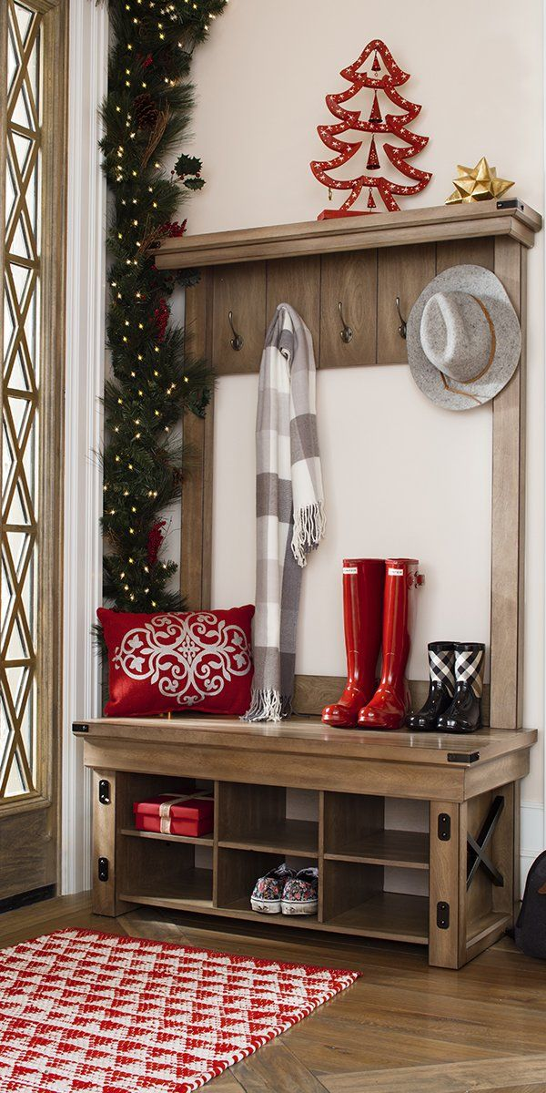 Give your entryway a well-deserved refresh with gorgeous benches and settees from Overstock, where quality home decor and furniture costs less and comes with Free Shipping on EVERYTHING* big or small! Whether you need a place to store boots and coats after a long day in the snow, or simple somewhere to sit tie your laces before you go out, Overstock's benches and settees are the perfect complement to any foyer. #overstock #benches