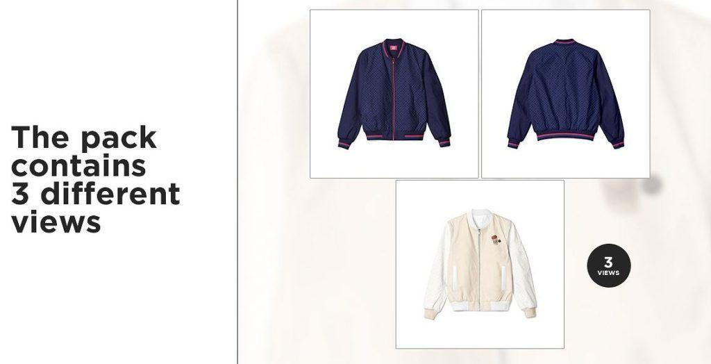 Download Jacket Mockup Varsity And Bomber Jacket Templates Psd Texty Cafe Shirt Mockup Icon Design Inspiration Bomber Jacket