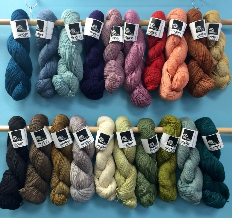 Linden Yarn & Textiles, St. Louis Park
