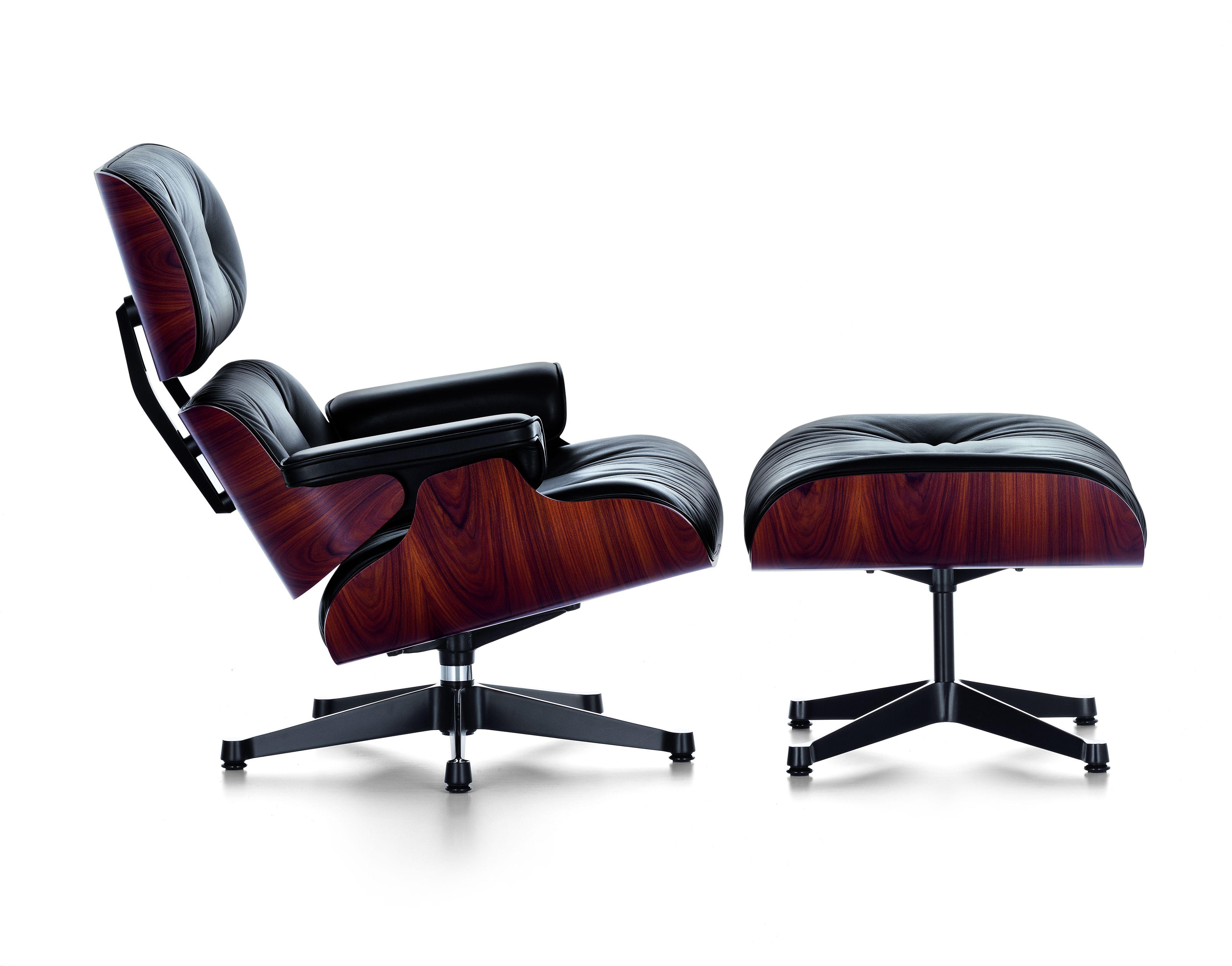Lounge Chair & Ottoman Designklassiker, Sessel design