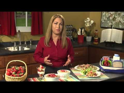 Nutrition Tips - More for Back to School