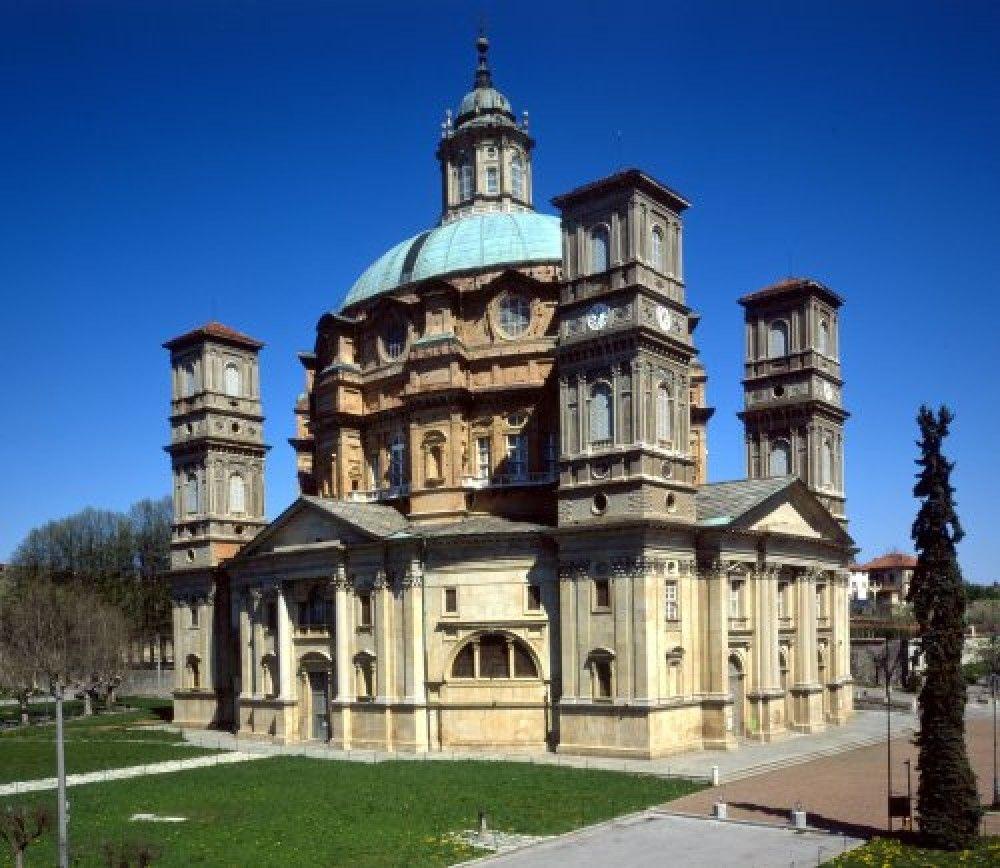 Sanctuary regina montis regalis in vicoforte mondov cuneo piedmont italy piedmont - Cose di casa mondovi ...