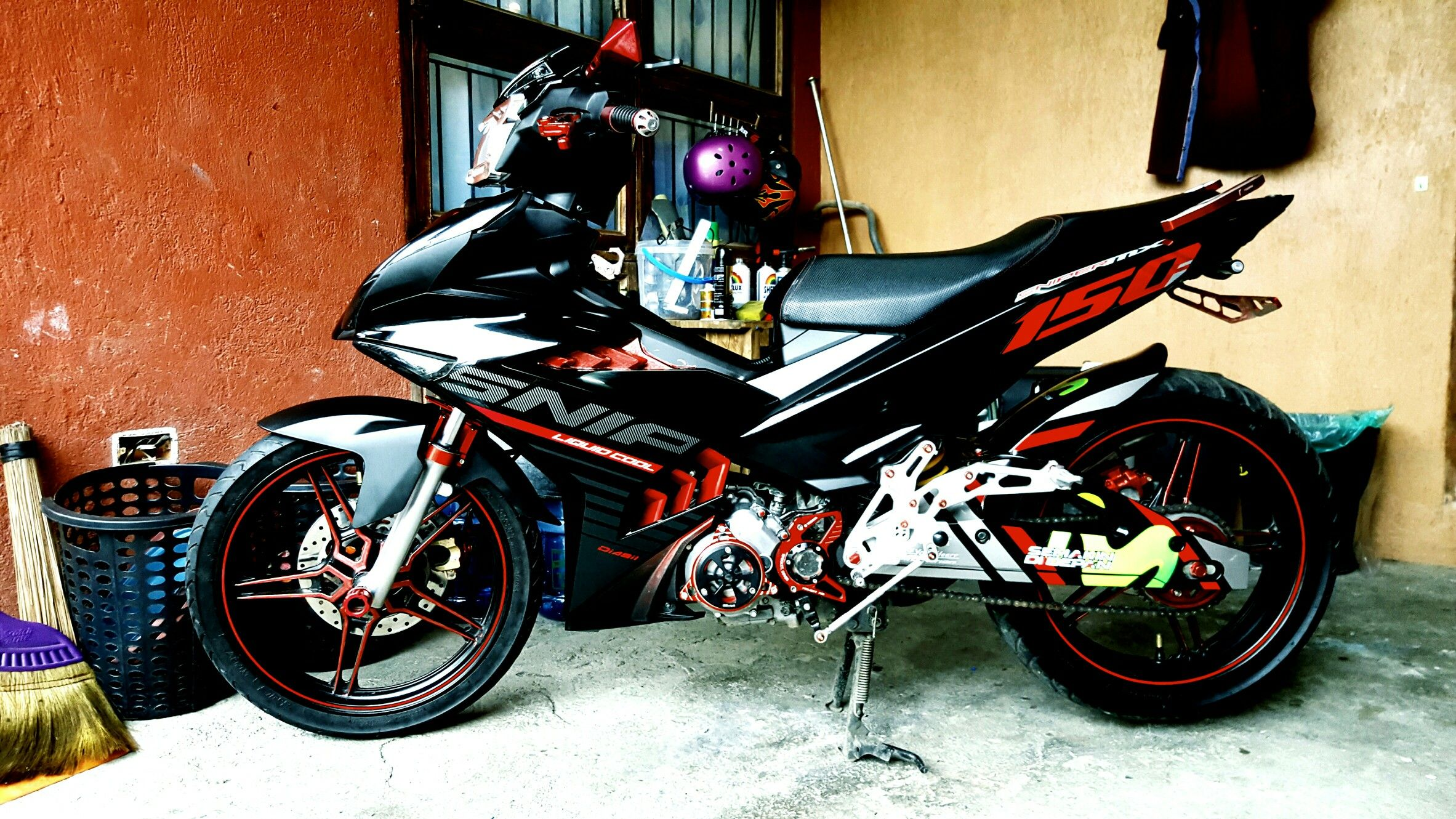 List of Synonyms and Antonyms of the Word: Yamaha Sniper