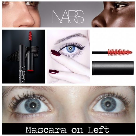NEW NARS Audacious Mascara (NEW IN BOX) From instant definition to blindsiding impact, every layer multiplies. Designed with over 200 molded bristles and lengthening hooks, NARS' lash-catching brush evenly grips and coats lashes from roots to tips. Simultaneously separates, lengthens, and amplifies. Its tapered tip finishes off the inner and outer reaches, while enhancing lower lashes. Formula offers extreme buildability. Lightweight. Long-wearing. NEW IN BOX, never opened, factory sealed…