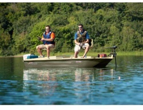 Lake Fishing Boat