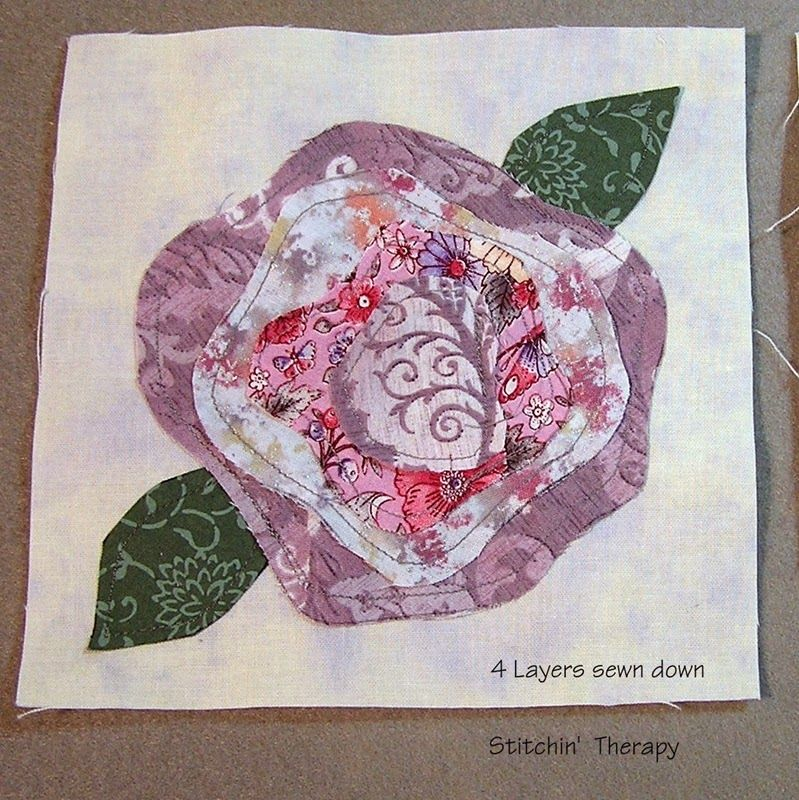 French Roses Quilt Pattern Free Recherche Google Yarn Fabric