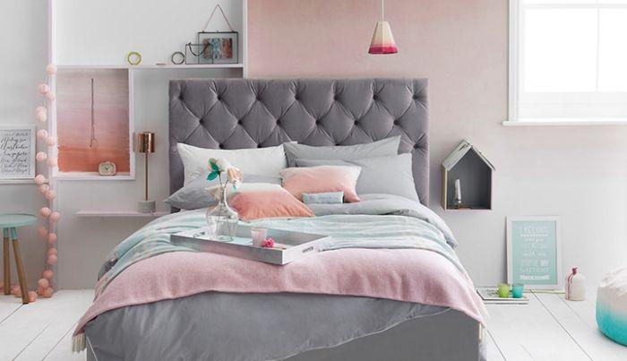 1001 Exemples Inspirants Pour Une Deco Rose Poudre Design D