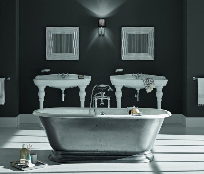 Freistehende Badewanne Badezimmer Ideen 25 | Badezimmer Ideen