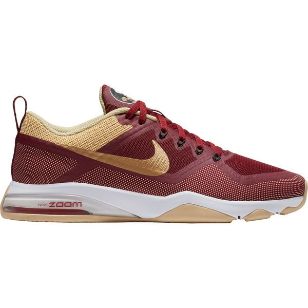 b108f358c2df Florida State Seminoles Nike Women s Air Zoom Week Zero Shoes - Garnet Gold