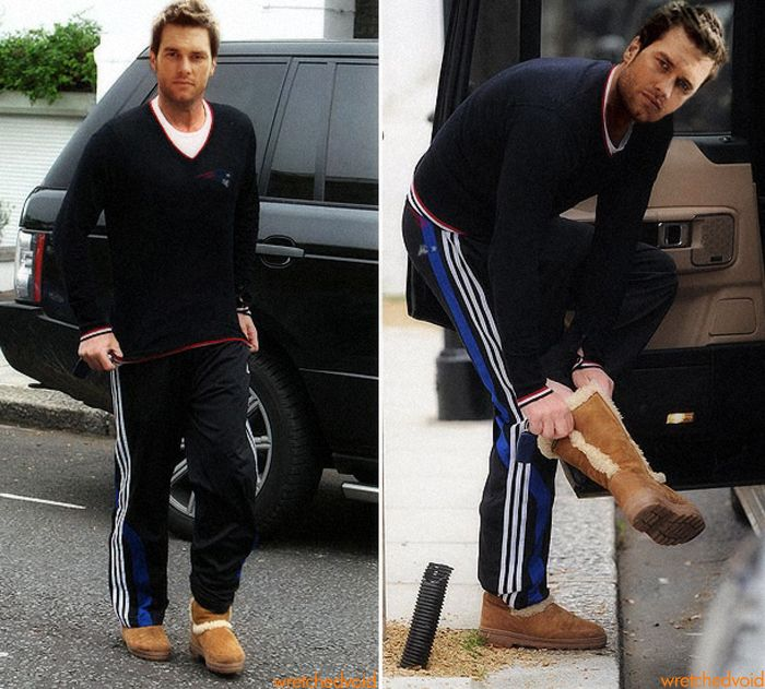 Tom Brady and his Uggs!?!? | Ugg boots