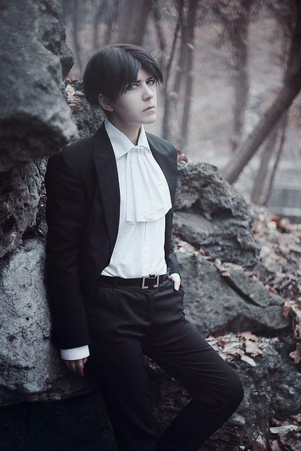 Dantelian(Dantelian) Levi Cosplay Photo - WorldCosplay ...