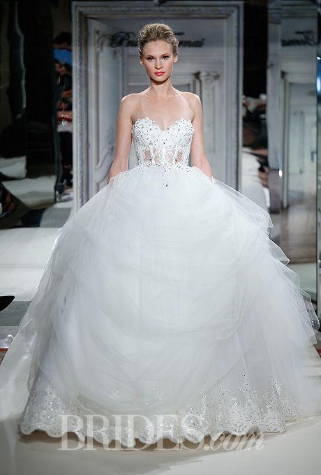 Pnina Tornai for Kleinfeld - 2014 | Pnina tornai, Kleinfeld wedding ...