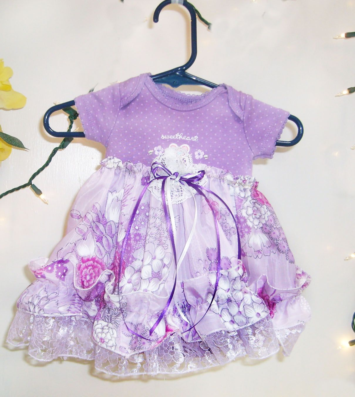 Hand made by moriah blaize sew cute baby girl dresses pinterest