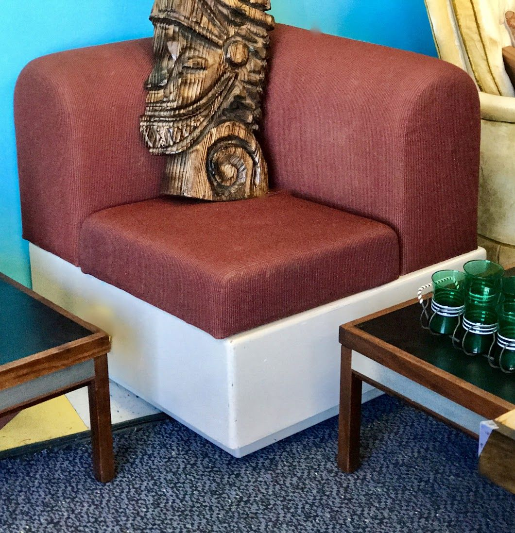 Mid Century Fiberglass Chair On Sale Was $175 Sale Price $132 Kimu0027s Hunt Mid  Century Dealer