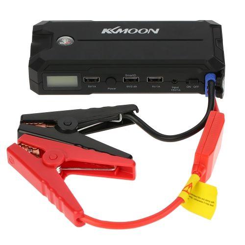KKMOON 12000mAh Portable Car Jump Starter Power Bank with