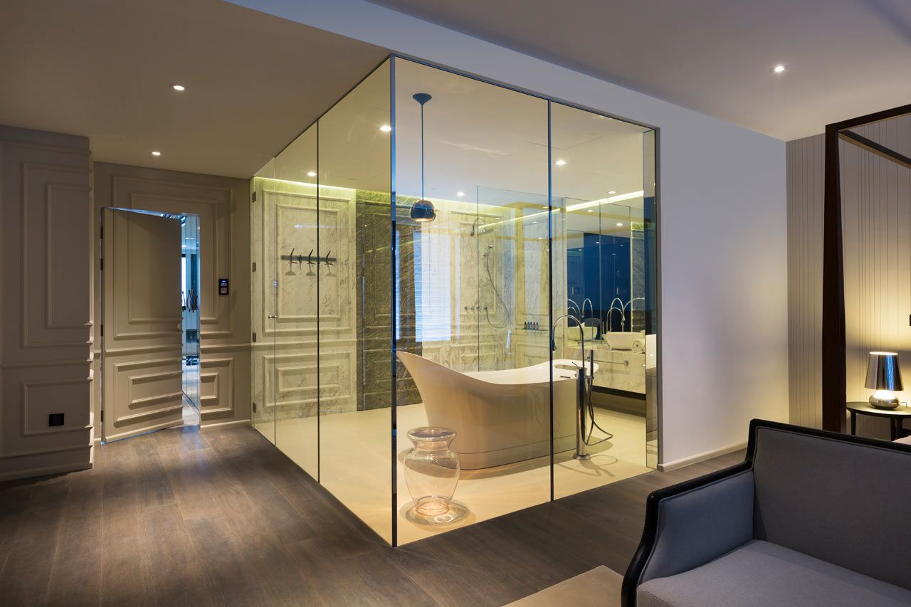 BluePenthouseDarielStudio19 Bathroom interior design