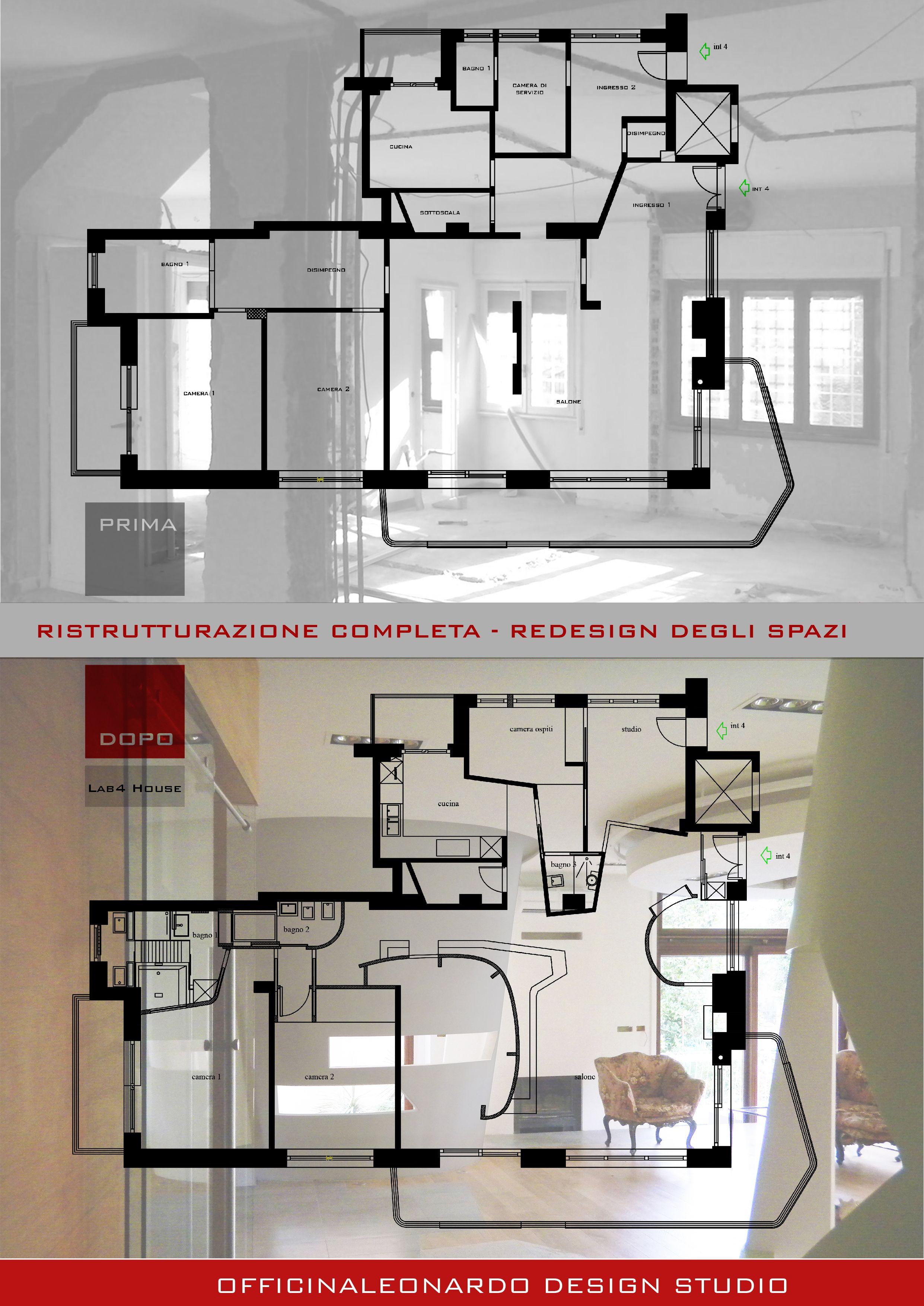 ristrutturazioni chiavi in mano roma Design