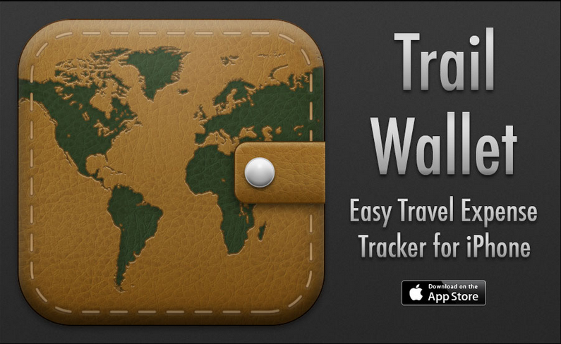 Review Trail Wallet App for iOS Budget app, Expense