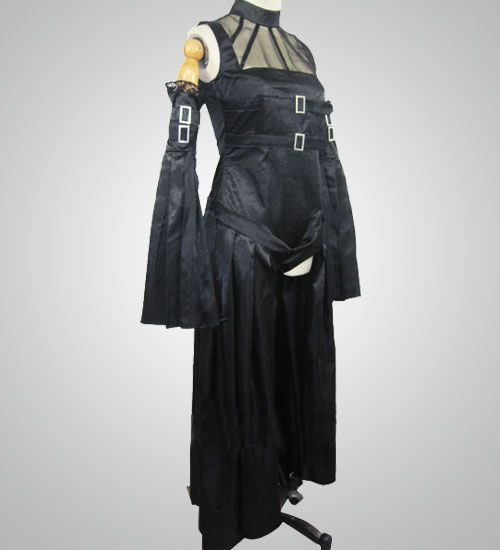 Black Chobits Cosplay Gothic Dresses Cosplay Costume For Cheap Sell Online