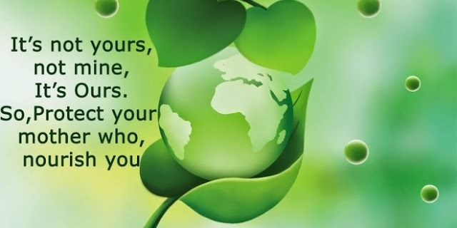 World Environment Day Slogans 2017 Quotes On Environment
