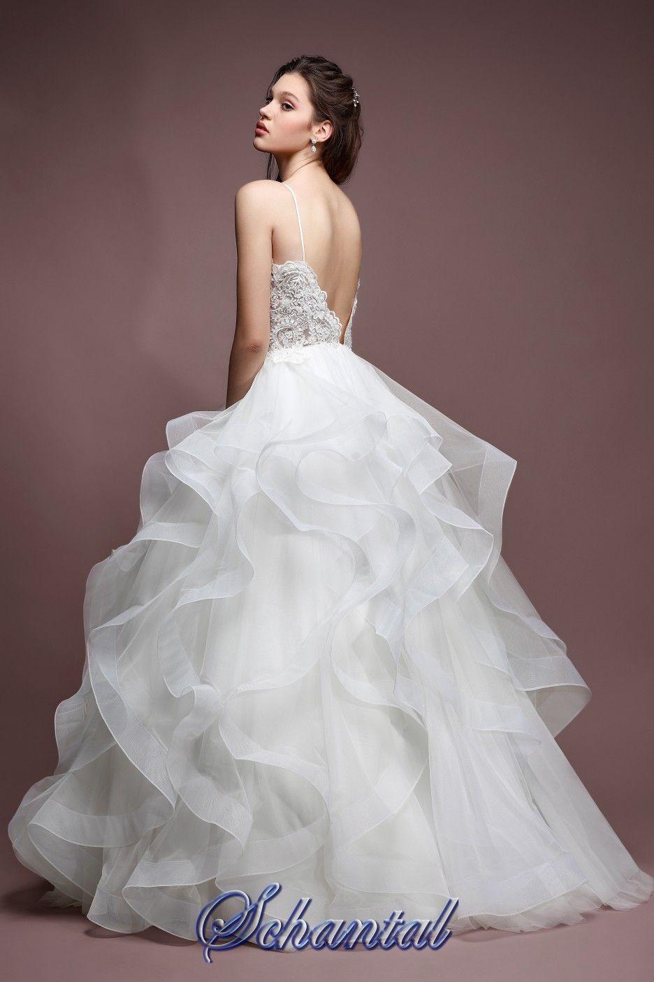 Brautmode Schantal art. 17  Brautmode, Kleid hochzeit, Brautkleid
