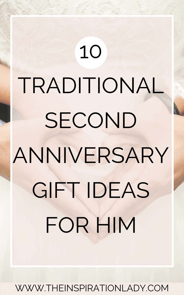 10 Traditional (Cotton) Second Anniversary Gift Ideas for