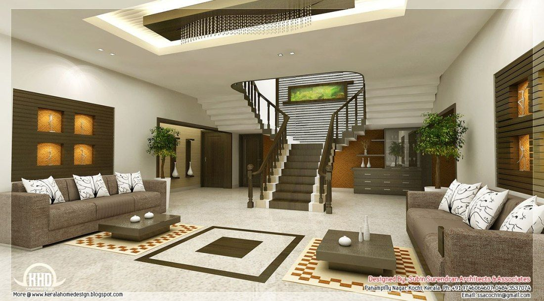 Kerala Home Interior Design Modern Living Room Interior Interior Design Your Home Interior Design Living Room