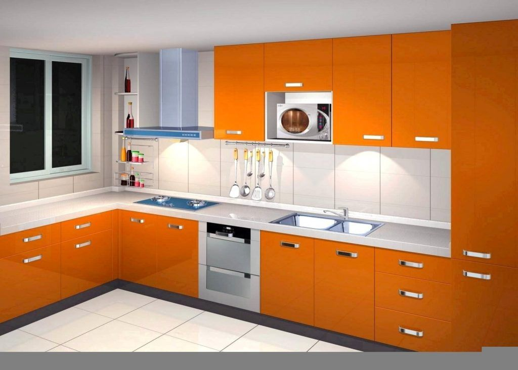 Simple Kitchen Design With nifty Simple Kitchen Designs For Indian ...